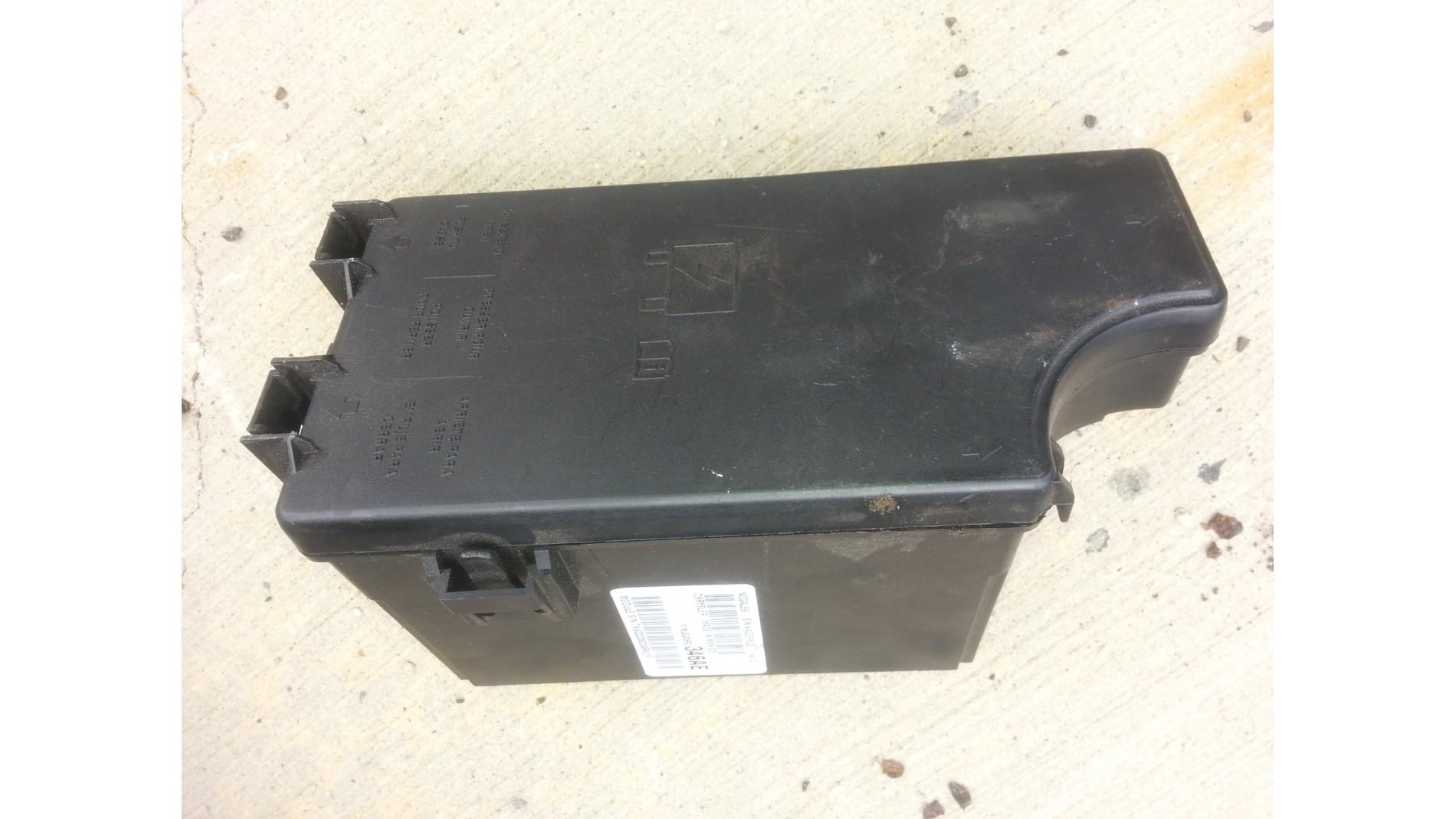 Fuse Box For Chrysler 200