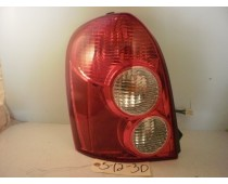 MAZDA PROTEGE WAGON OEM LEFT TAIL LAMP 2002-2003 KOITO 220-61955 USED