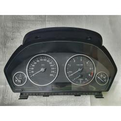 BMW 3 F30 F31 DIESEL F80 INSTRUMENT GAUGE SPEEDOMETER CLUSTER 2013 62109287480 9287480 17649411 2363456 2273585