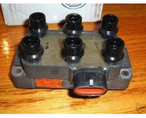 FORD MUSTANG EXPLORER RANGER MAZDA V6 IGNITION COIL PACK 2000-2009 90TF-12029-A1A USED